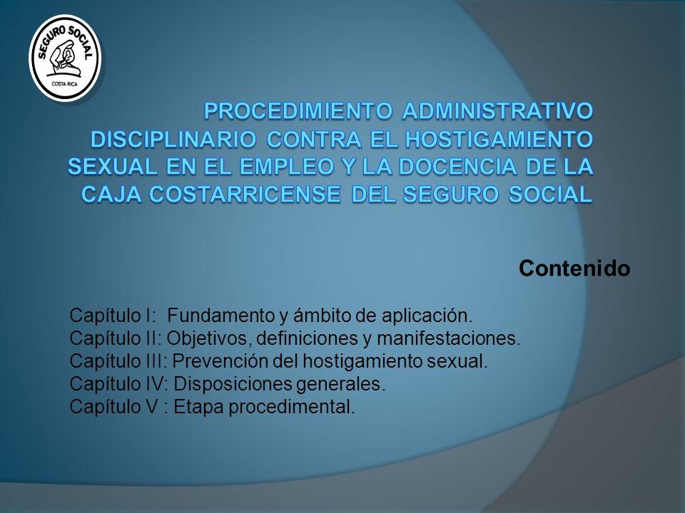 Capítulo I Fundamento y ámbito de aplicación Principios regentes Respeto por la libertad y la dignidad humana.