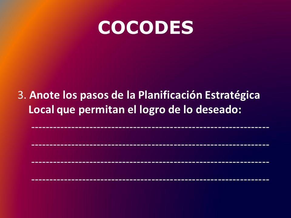 COCODES 1.