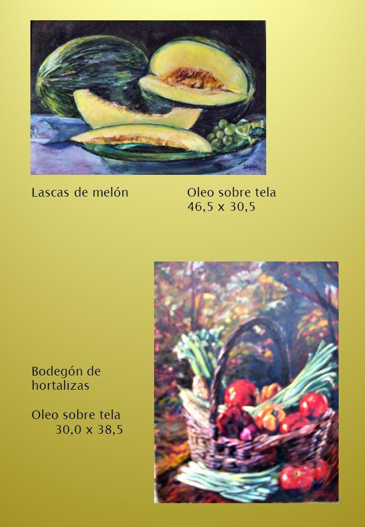 20 Doña Lola Oleo sobre acetato 56,0 x 60,0 Tío Perico Oleo sobre acetato 47,5 x 60,0