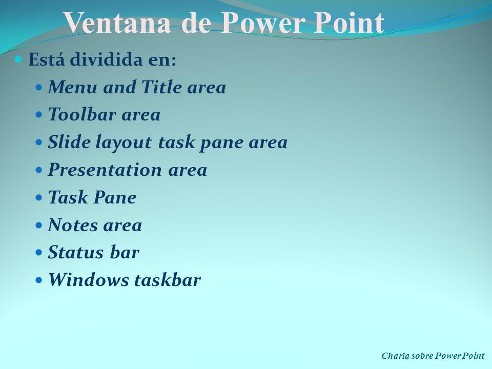 Power Point 2007 Al igual que los Power Point anteriores es parte del paquete de aplicaciones que contiene Office. Puede ser utilizado para crear pági