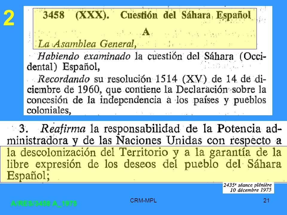 CRM-MPL21 A/RES/3458 A_1975 2