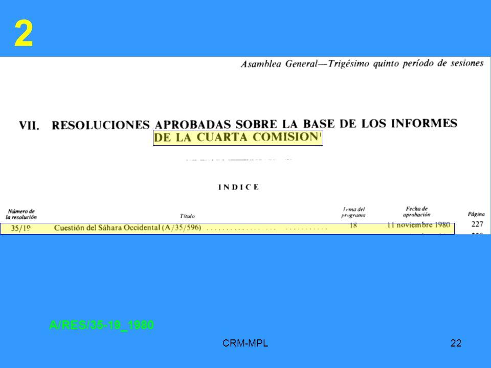 CRM-MPL22 2 A/RES/35-19_1980