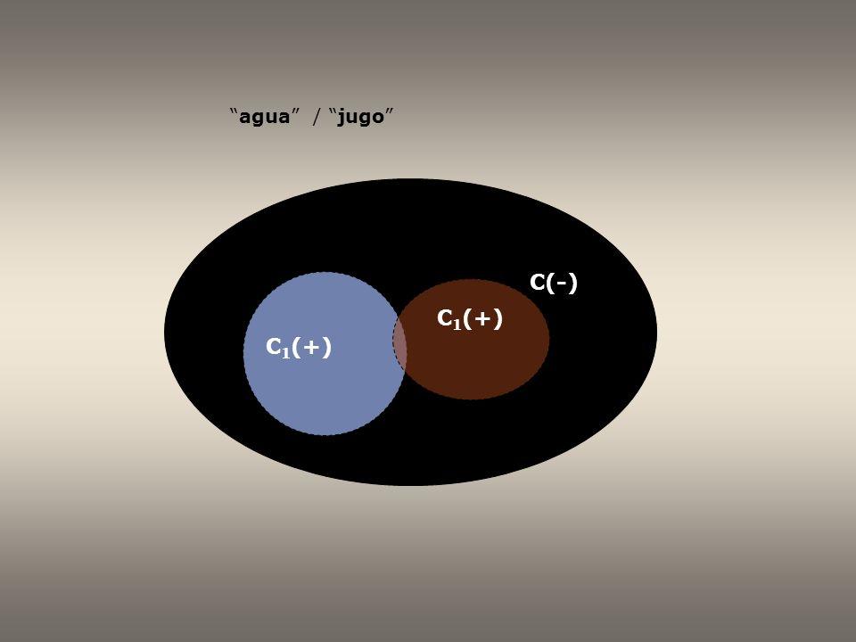C 1 (-) C 1 (+) Integración Racial Problema: Integración Racial, 19