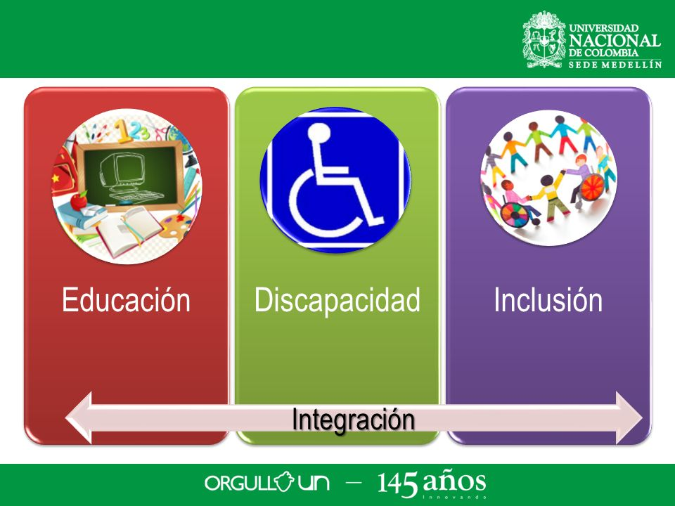¿Qué PCD accede a la Educación?