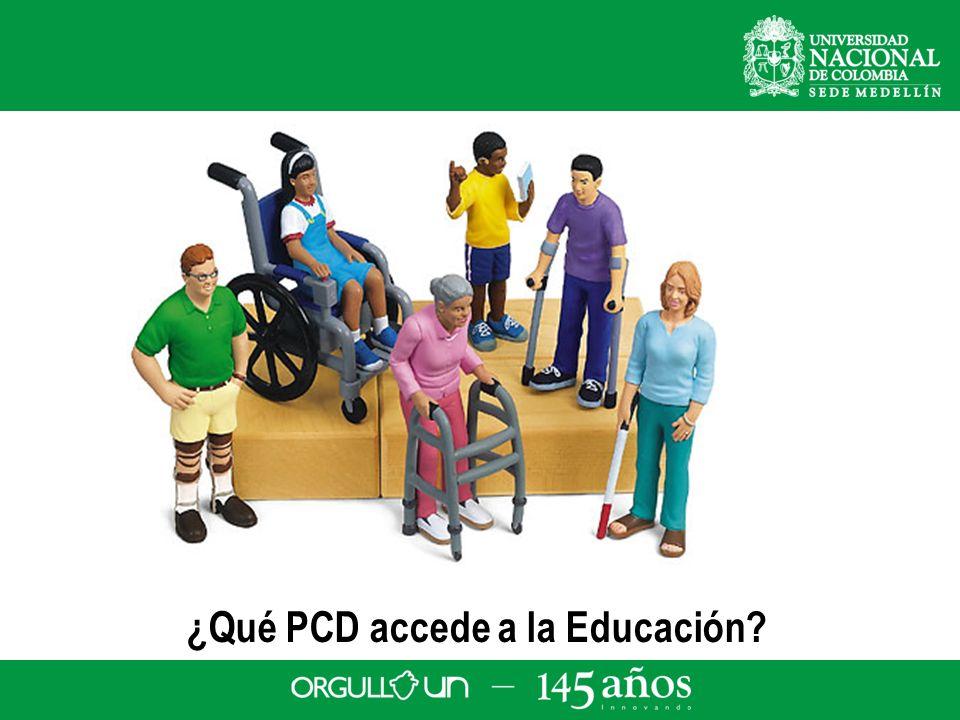 Avances de la Inclusión en Colombia Convención sobre los derechos de las personas con discapacidad Diciembre 2006 Por medio de la cual se aprueba la Convención sobre los Derechos de las personas con Discapacidad, adoptada por la Asamblea General de la Naciones Unidas el 13 de diciembre de 2006.