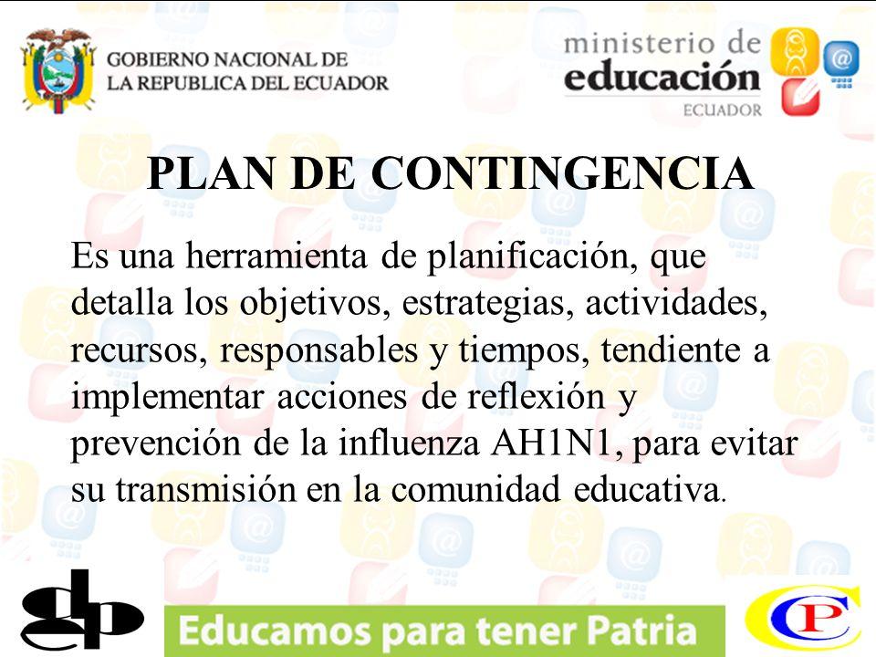 Es una herramienta de planificación, que detalla los objetivos, estrategias, actividades, recursos, responsables y tiempos, tendiente a implementar ac