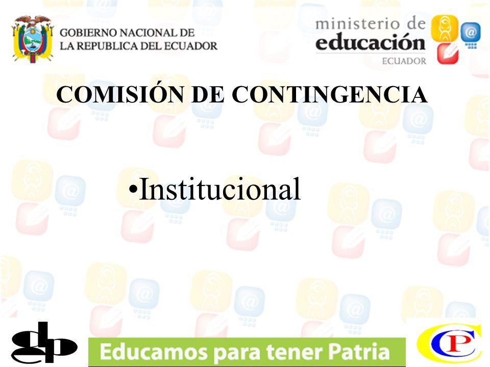 Acciones Mingas de limpieza integral en el centro educativo y su entorno.