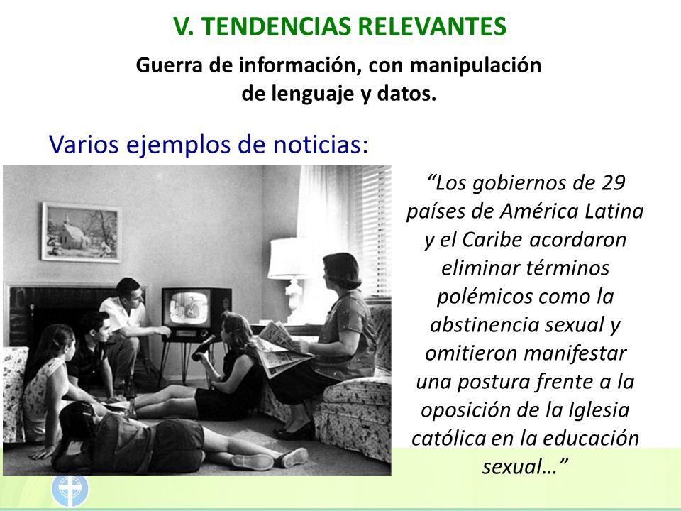 Los gobiernos de 29 países de América Latina y el Caribe acordaron eliminar términos polémicos como la abstinencia sexual y omitieron manifestar una p