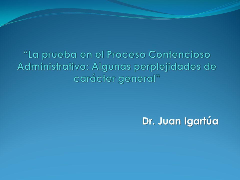 Dr. Juan Igartúa