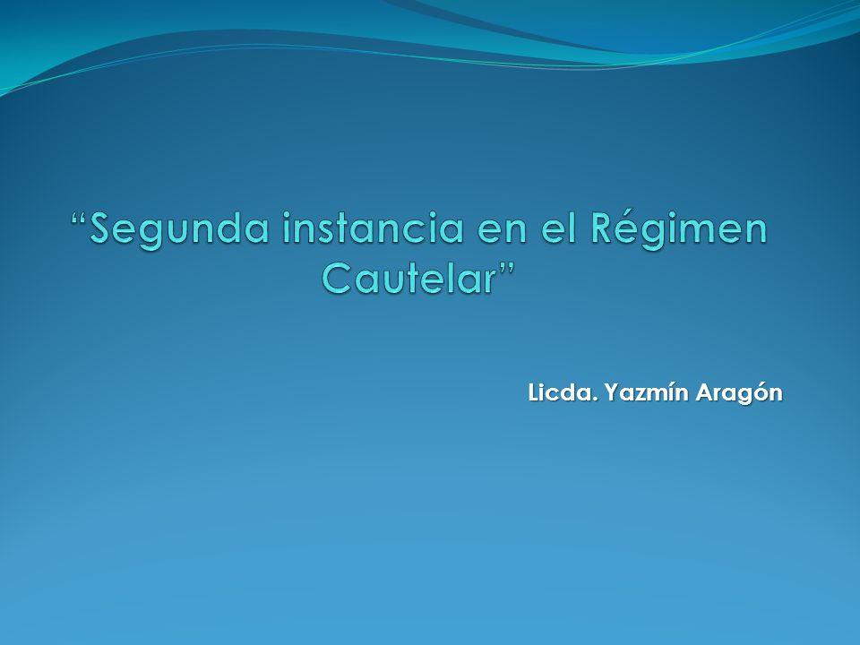 Licda. Yazmín Aragón