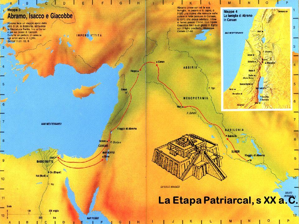 La Etapa Patriarcal, s XX a.C.