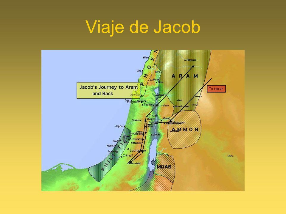 Viaje de Jacob