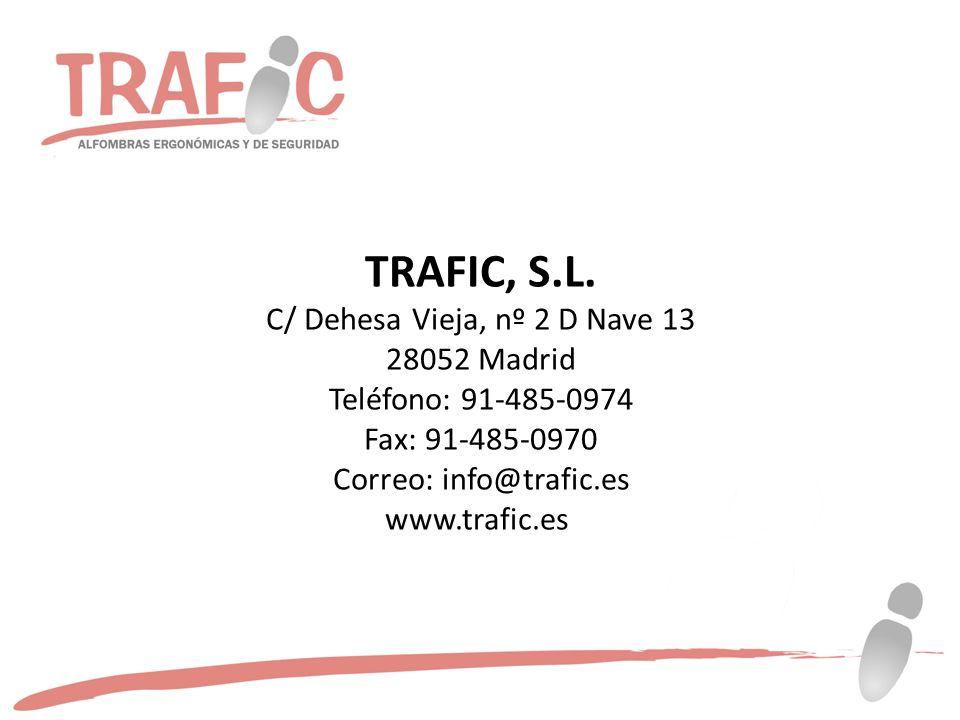 TRAFIC, S.L.