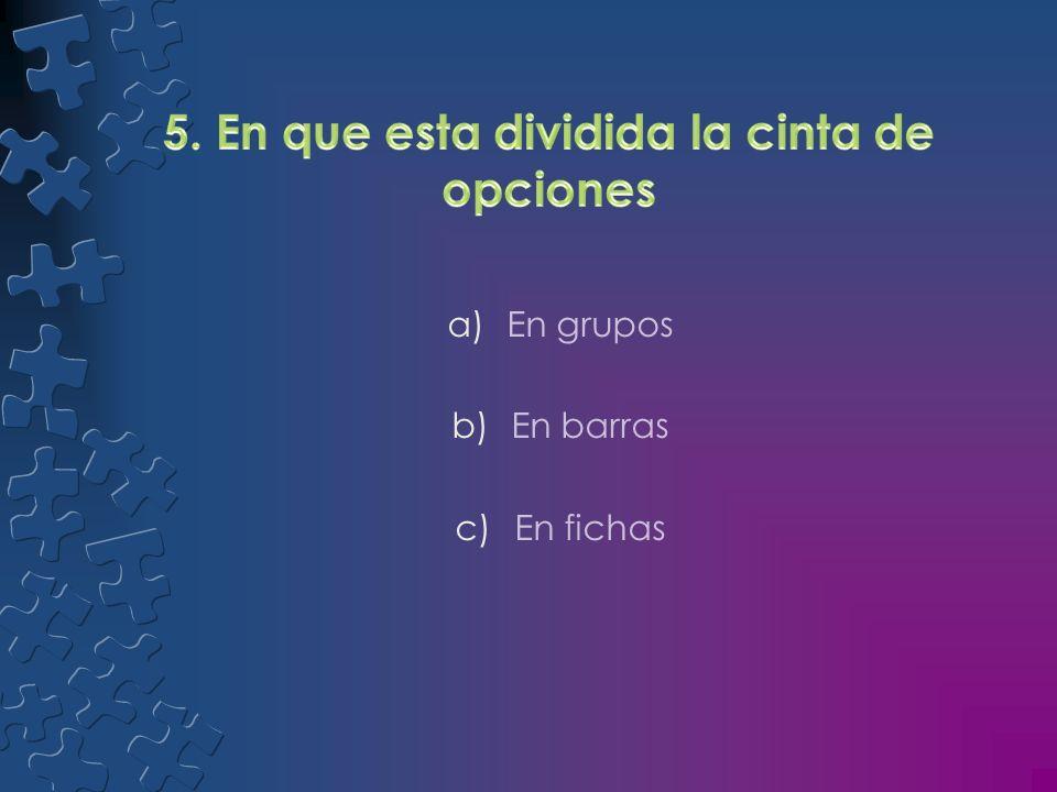a)Es la vista que muestra una diapositiva a la vez junto con las notas asociadas. s la vista que muestra todas las diapositivas de una presentación en