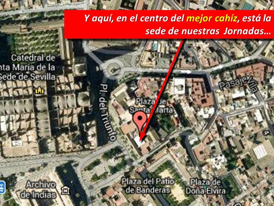 Casa de la Provincia de Sevilla.