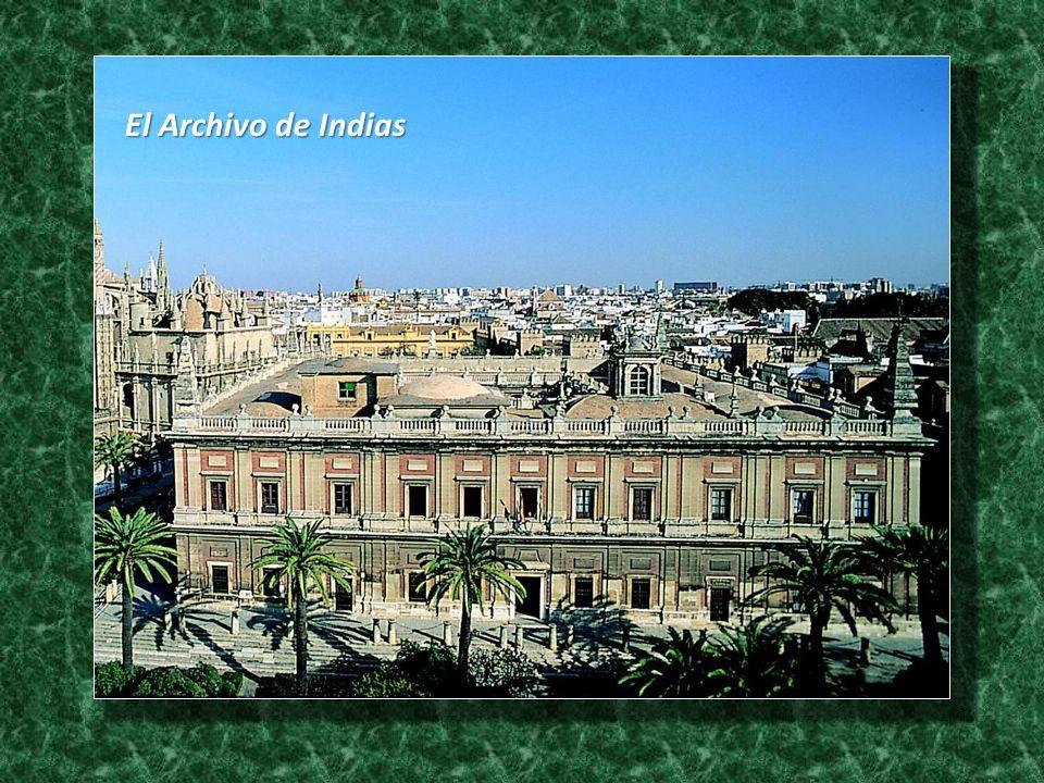 El Archivo de Indias