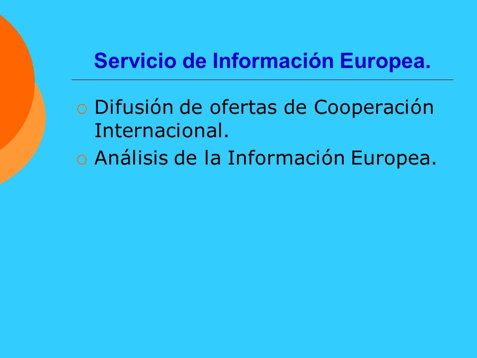 Departamento de Información a la Empresa.