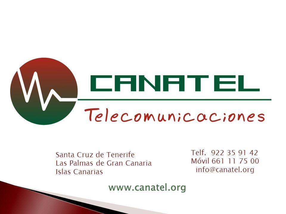 Santa Cruz de Tenerife Las Palmas de Gran Canaria Islas Canarias Telf.