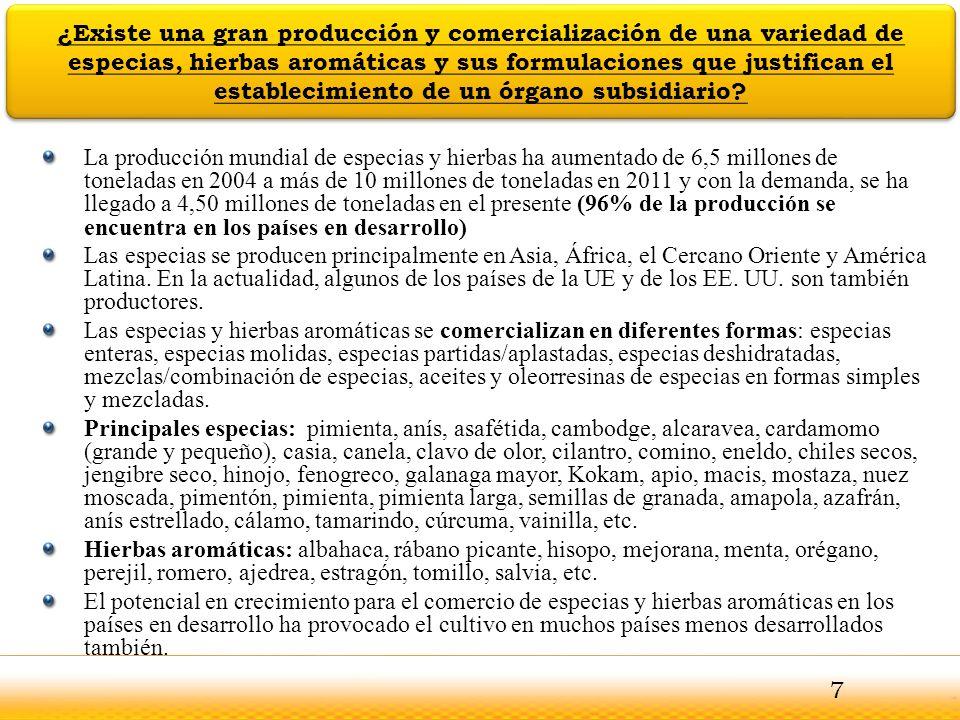 Guntur Se observó en el Manual de Procedimiento del Codex que, con respecto de la mayoría de los comités del Codex, los términos de referencia se establecen de manera resumida y en una forma general.