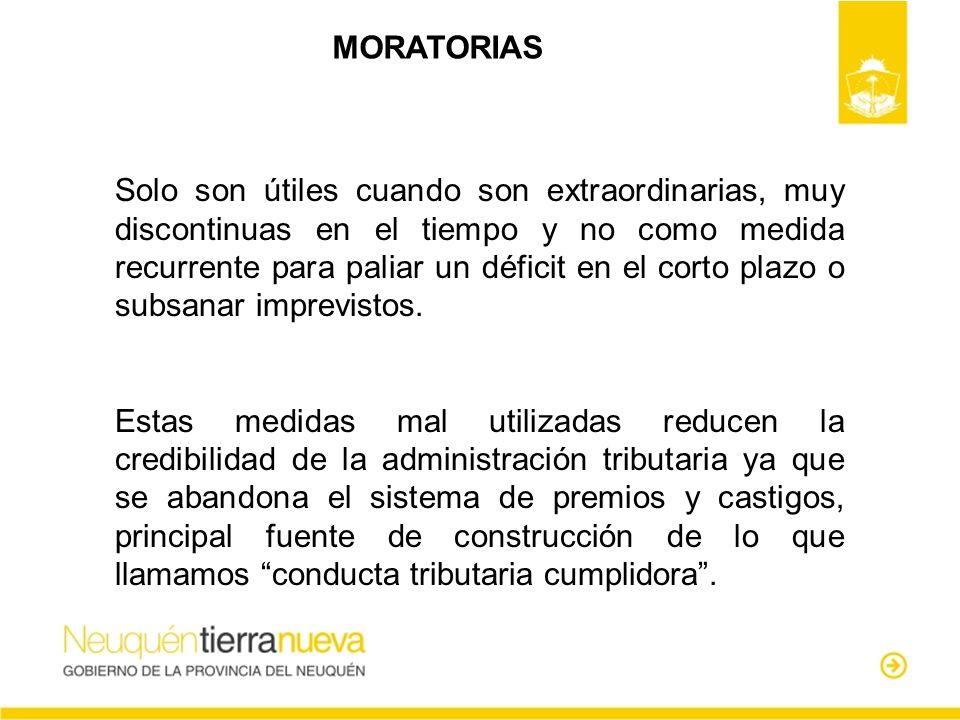 MEDIDAS CONCRETAS Simplificación del régimen fiscal (menos tributos, mejor cobrados).