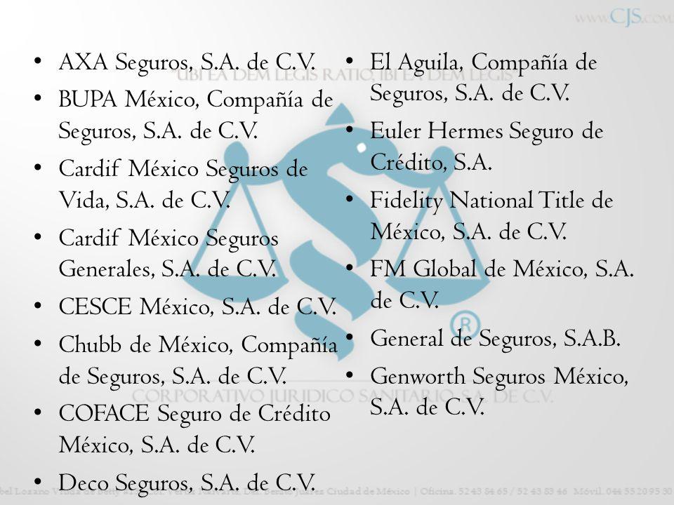 Grupo Mexicano de Seguros, S.A.de C.V. Grupo Nacional Provincial, S.A.B.