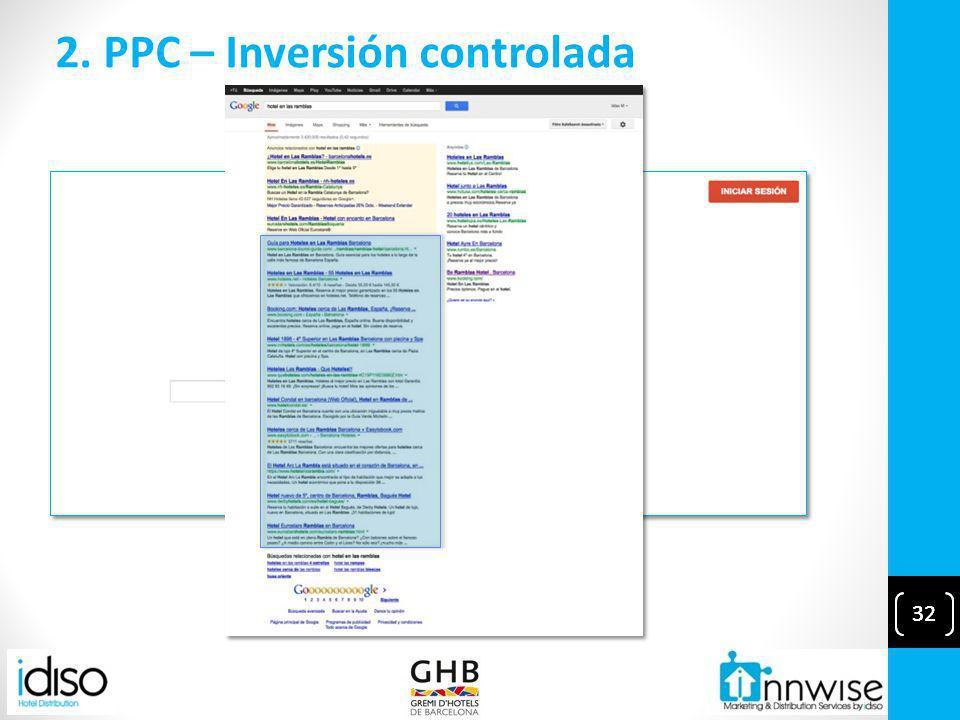 32 2. PPC – Inversión controlada 32