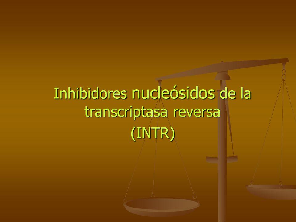 Nevirapina (NVP, Viramune) Nevirapina (NVP, Viramune) El rash es común tempranamente en el tratamiento y puede ser mas severo y mas frecuente que entre los otros INNRT.