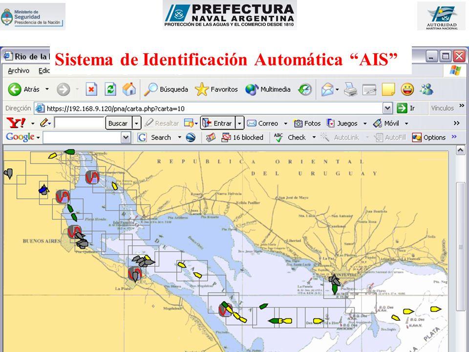 Sistema de Identificación Automática AIS
