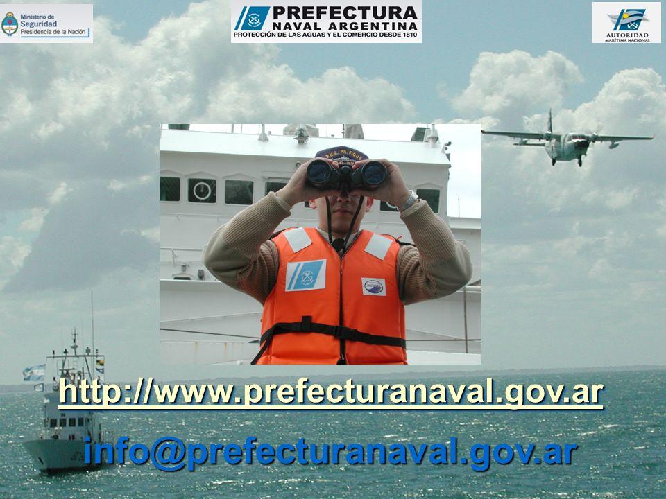 http://www.prefecturanaval.gov.ar info@prefecturanaval.gov.ar