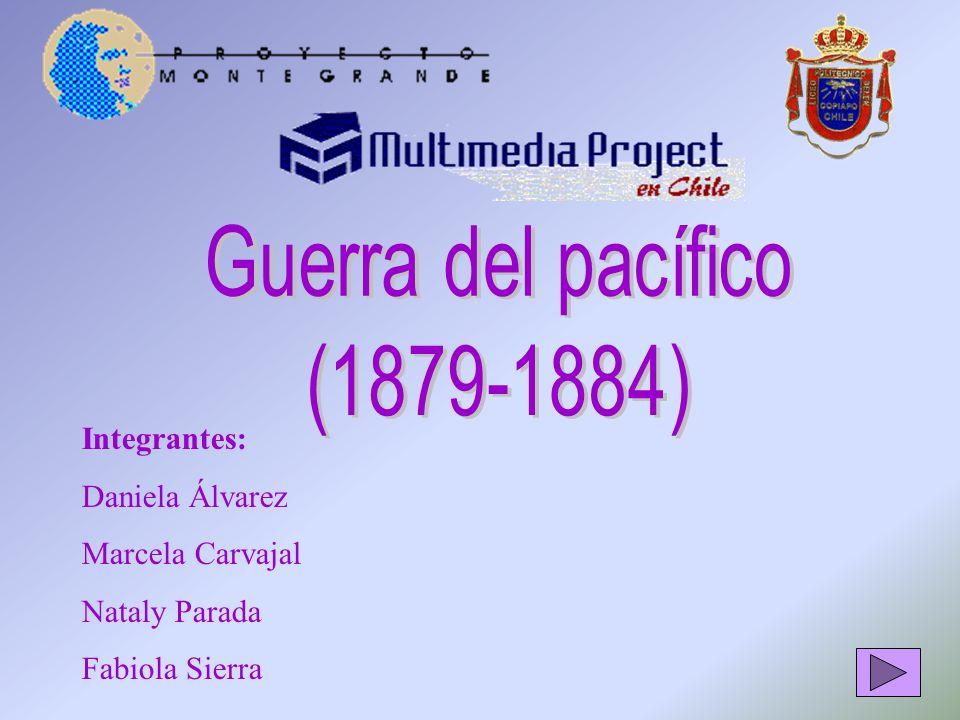 4 de abril: Se firma la paz con Bolivia.