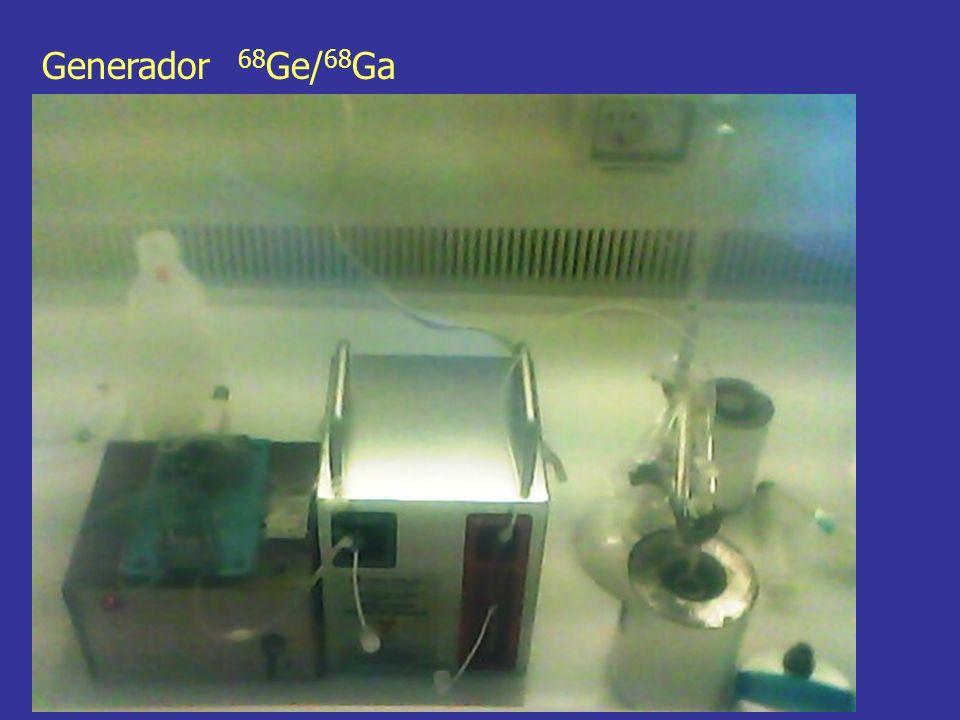 Generador 68 Ge/ 68 Ga