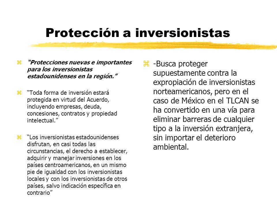 Mercado de Servicios: Fondos de Pensiones zAdemás, los fondos mutuos centroamericanos podrán utilizar administradores de cartera de inversiones basados en el exterior.