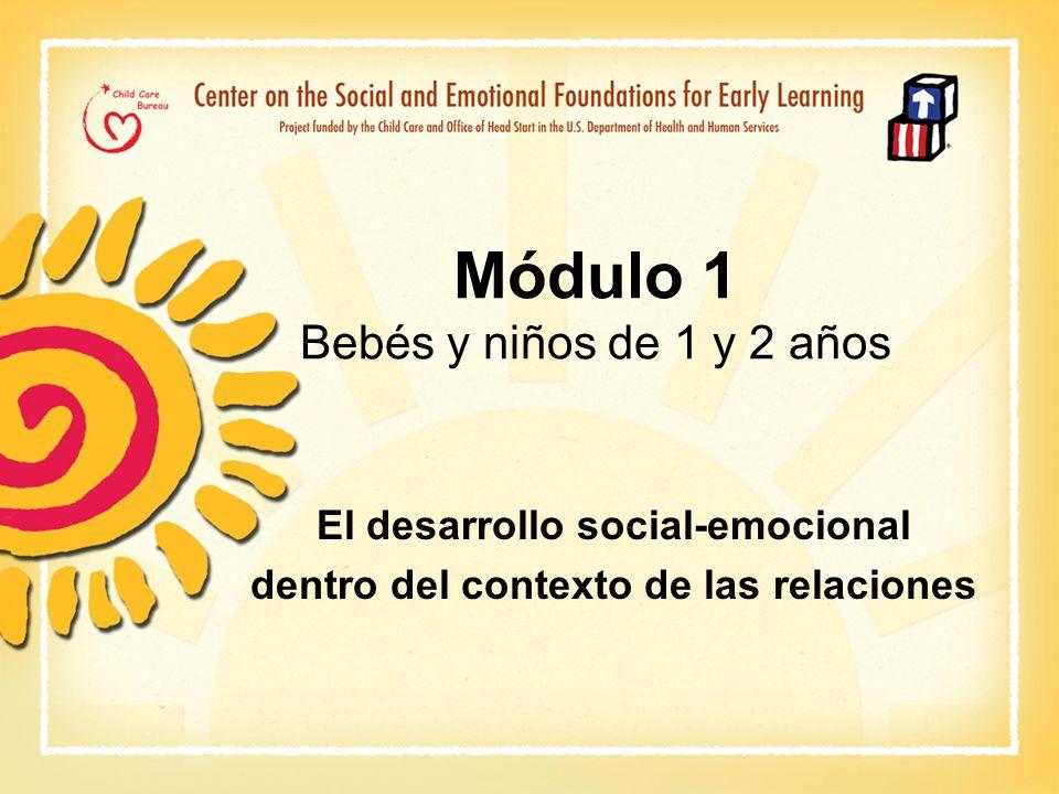 Las relaciones de apego El apego es un patrón de interacción que se desarrolla a través del tiempo a medida que el niño pequeño y su cuidador/a se relacionan.