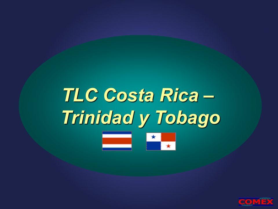 TLC Costa Rica – Trinidad y Tobago