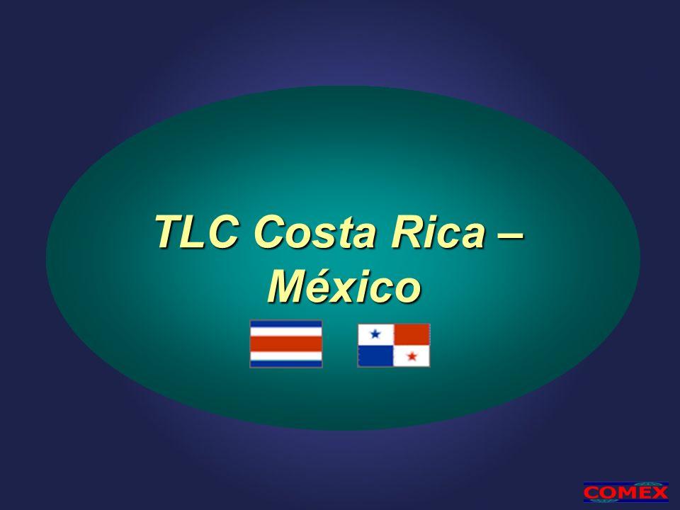 TLC Costa Rica – México