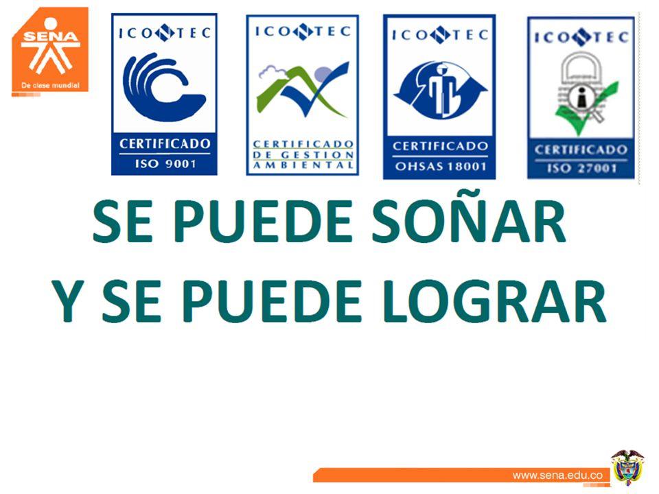 PROPUESTA Desarrollo interno SGC Implementación directrices Nacionales Auditorias internas a nivel de centro Formación interna Jornadas de sensibilización