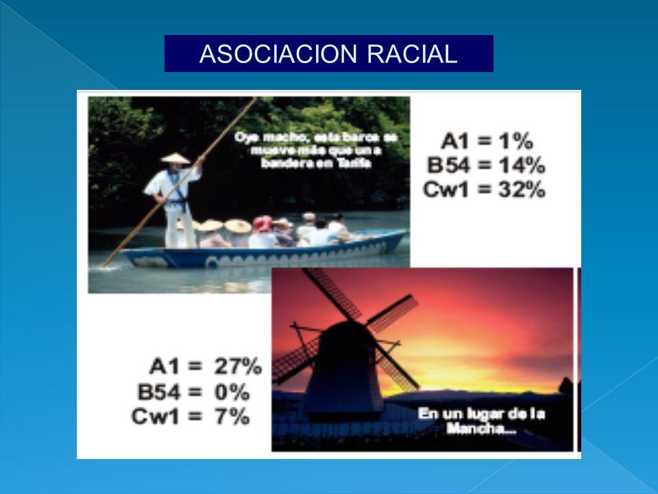 ASOCIACION RACIAL