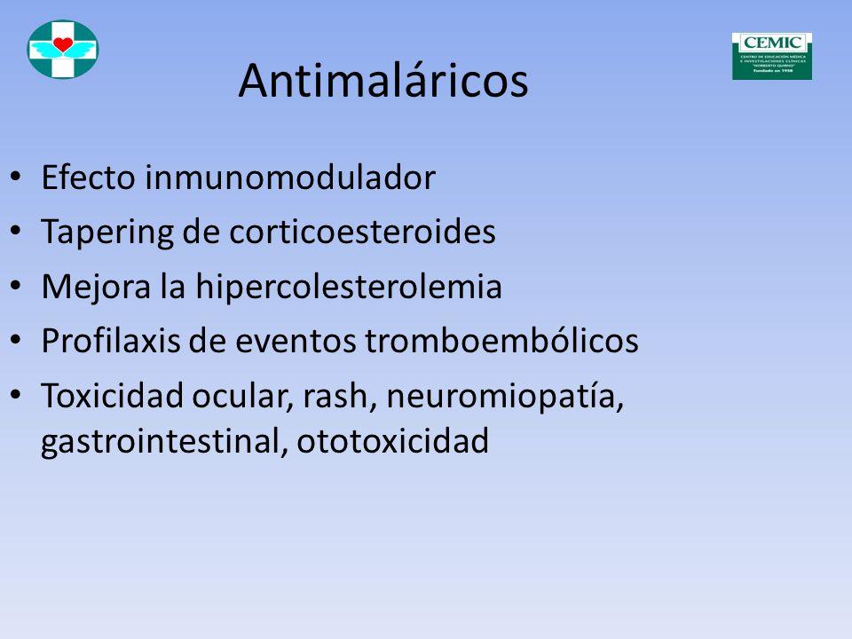 Corticoesteroides Efectos adversos – Ulceraciones gastrointestinales – HTA – Dislipidemia – Hiperglucemia – Osteoporosis – Ateroesclerosis – Necrosis