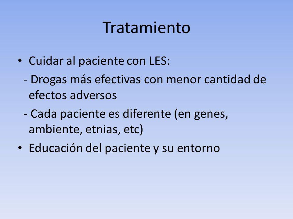 Epratuzumab: EMBLEM (estudio fase II) Es la primer droga anti CD 22 para el tratamiento de LES Los ptes tuvieron reducción de síntomas de actividad de