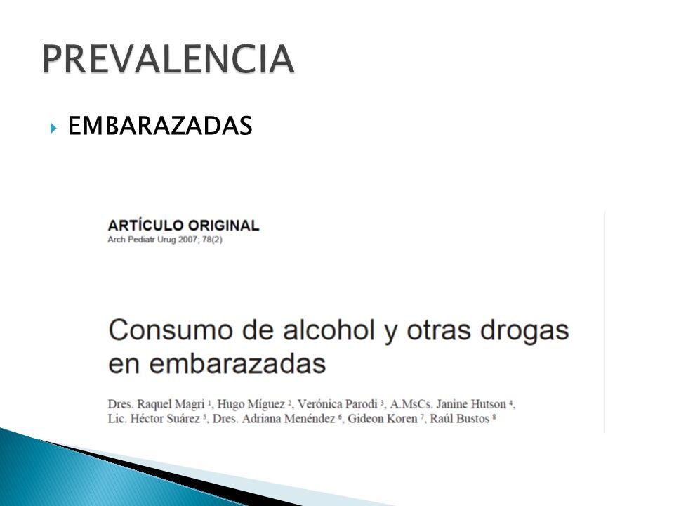Otras alteraciones relacionadas al consumo de alcohol (no SAF) - Defectos de nacimiento relacionados con el alcohol (ARBD): morfología cráneo-facial típica de SAF, crecimiento normal, función y estructura cerebral normal.