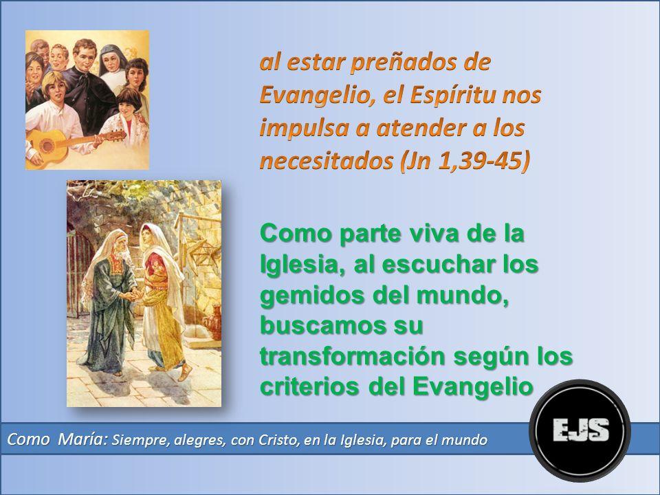 Estamos haciendo realidad lo que nos pide la Iglesia en América Latina