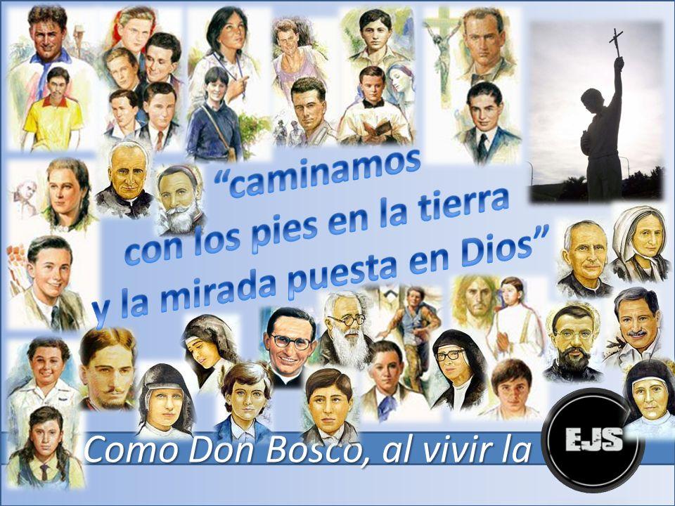 Don Bosco nos invitó antes de morir Don Bosco nos invitó antes de morir