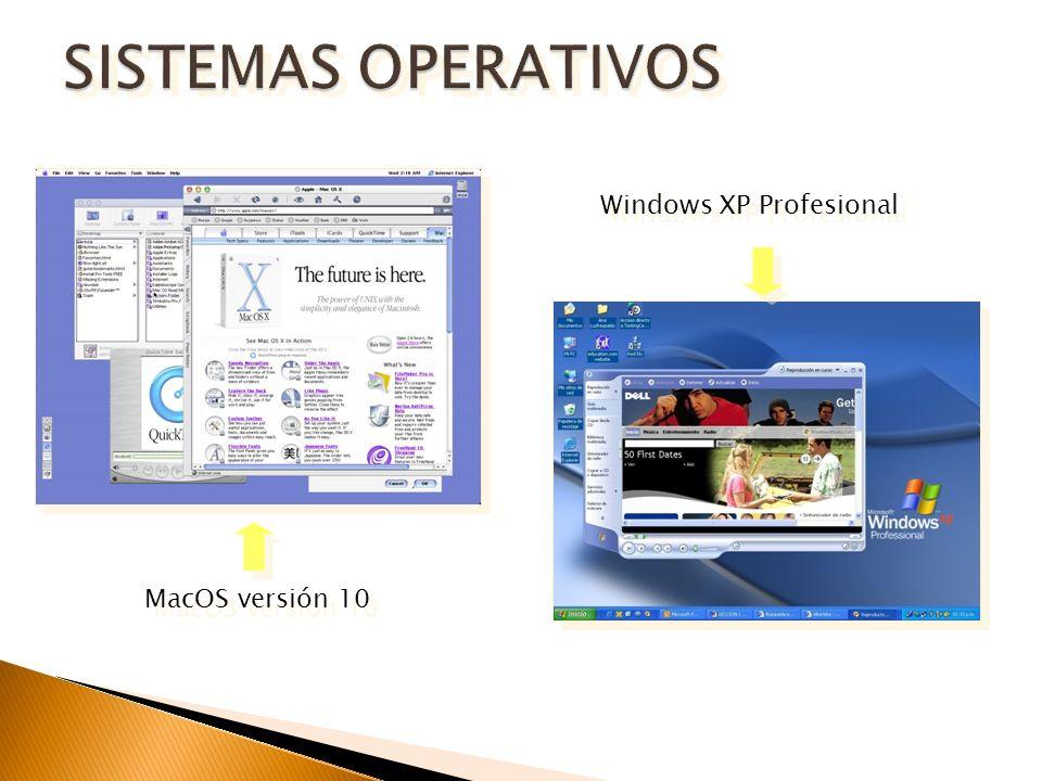 Sistema Operativo Aplicación Utilidad