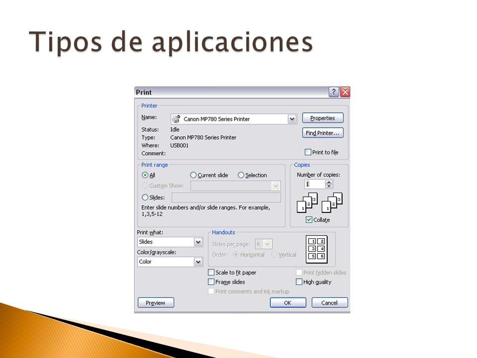 Son programas o rutinas de servicios que se usa para optimizar las aplicaciones instaladas en una computadora, también realizan diversas funciones de