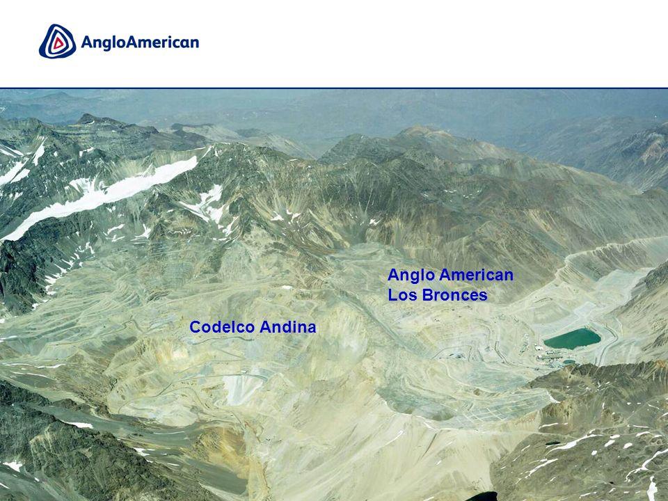 6 Codelco Andina Anglo American Los Bronces