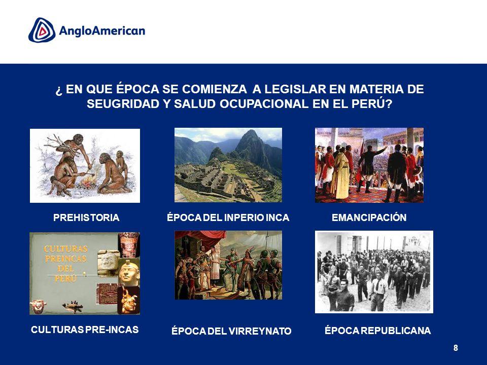 9 Organismos coloniales Consejo de indias El virrey La Real Audiencia (Justicia) Cabildos.