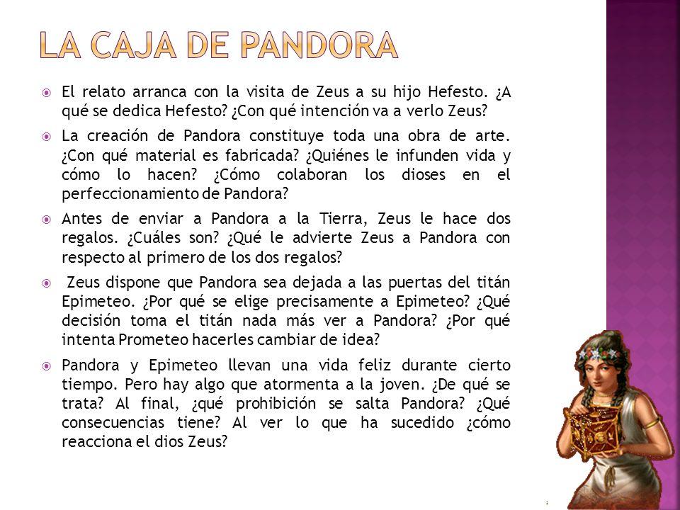 El comportamiento de Pandora convierte la Tierra en un infierno.