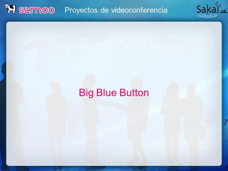 Proyectos de videoconferencia Big Blue Button