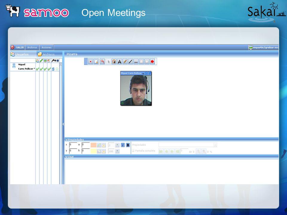 Open Meetings