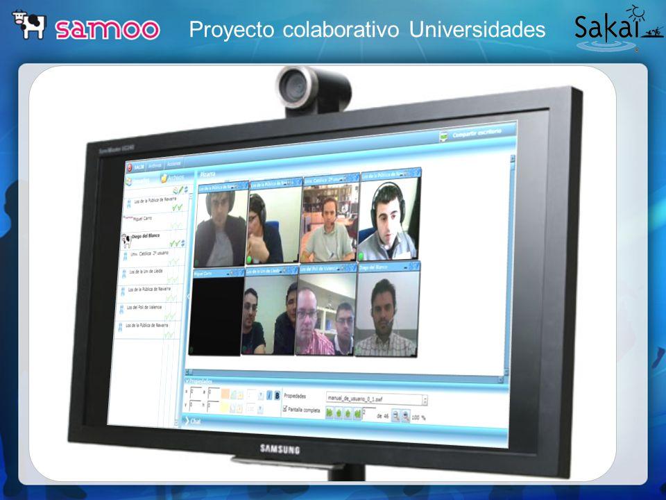 Proyecto colaborativo Universidades